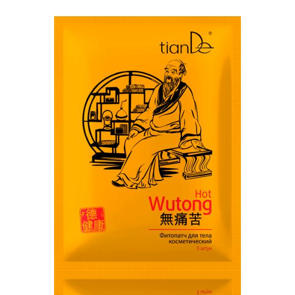 Wutong fito-flaster za telo, 5 pc.