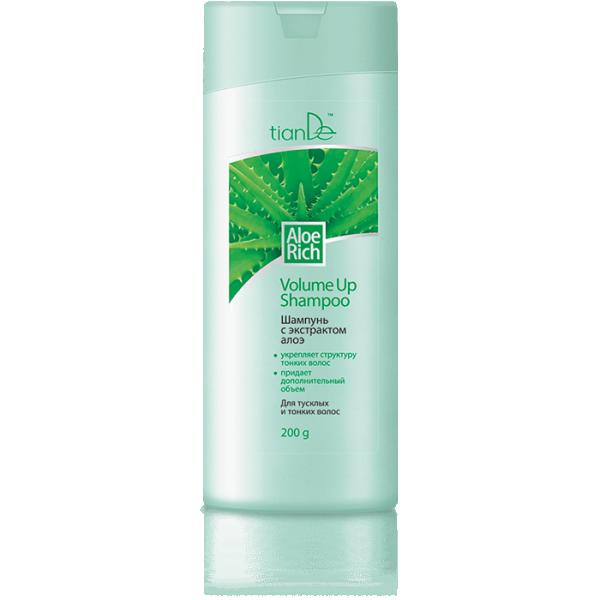 Rich Aloe šampon za volumen kose 200 g