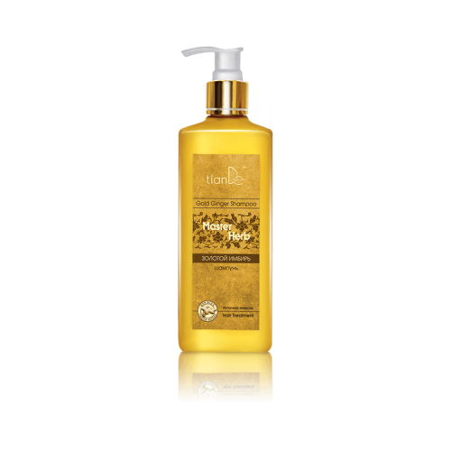Gold Ginger šampon za kosu, 300 ml